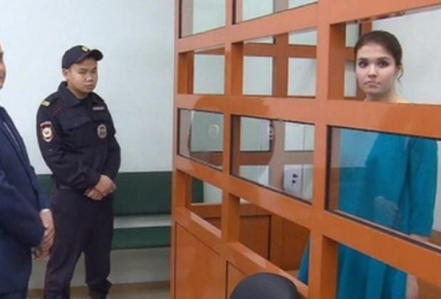 Варвара Караулова выходит из колонии по УДО