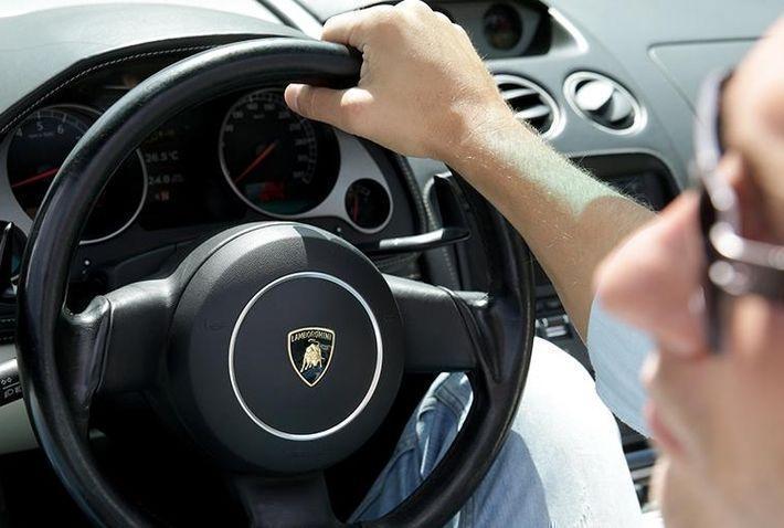 В РФ резко пошли вверх продажи новых Lamborghini