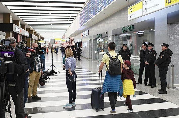 В Шереметьево задержаны или отменены более 100 рейсов