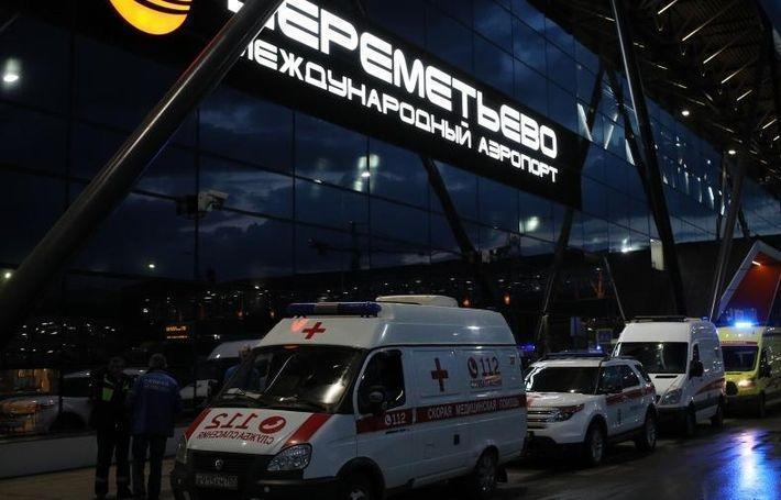 Джон Хантсман выразил соболезнования в связи с ЧП в Шереметьево