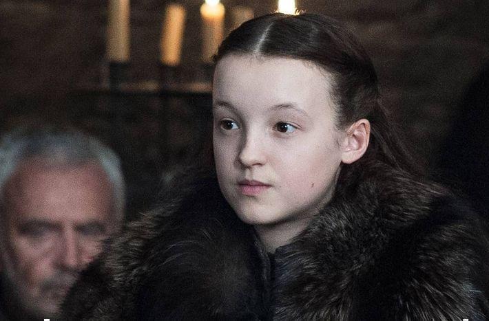 Актрисе «Игр престолов» родители запрещают смотреть сериал