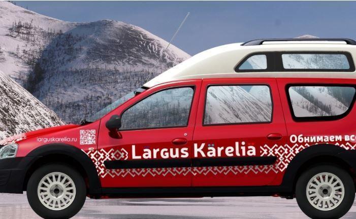 Фанаты разработают «идеальную» версию Lada Largus