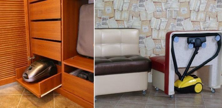 Хозяйка на заметку: 10 лайфхаков для хранения вещей в доме