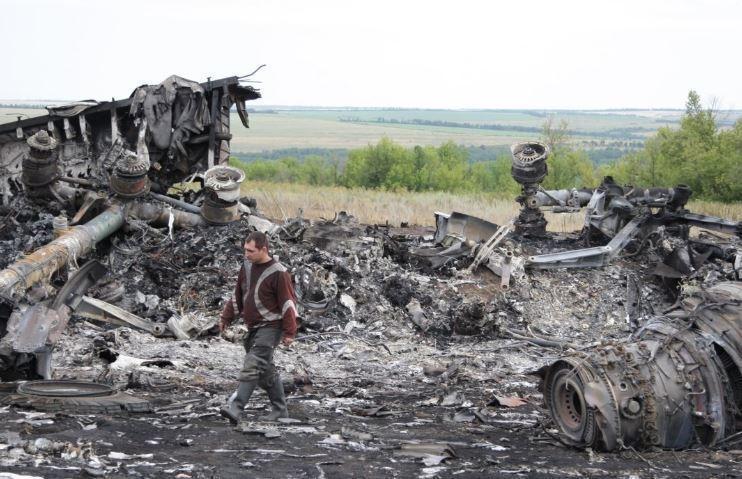 В Германии поразились, почему Запад не обвиняет Украину в катастрофе MH17