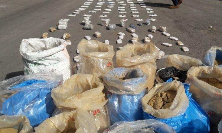 Проамериканские террористы могут превратить зону «Ат-Танфа» в Сирии в оазис наркотрафика