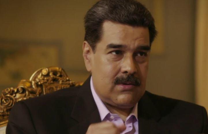 Мадуро сообщил, почему корабль США ушел от берегов Венесуэлы