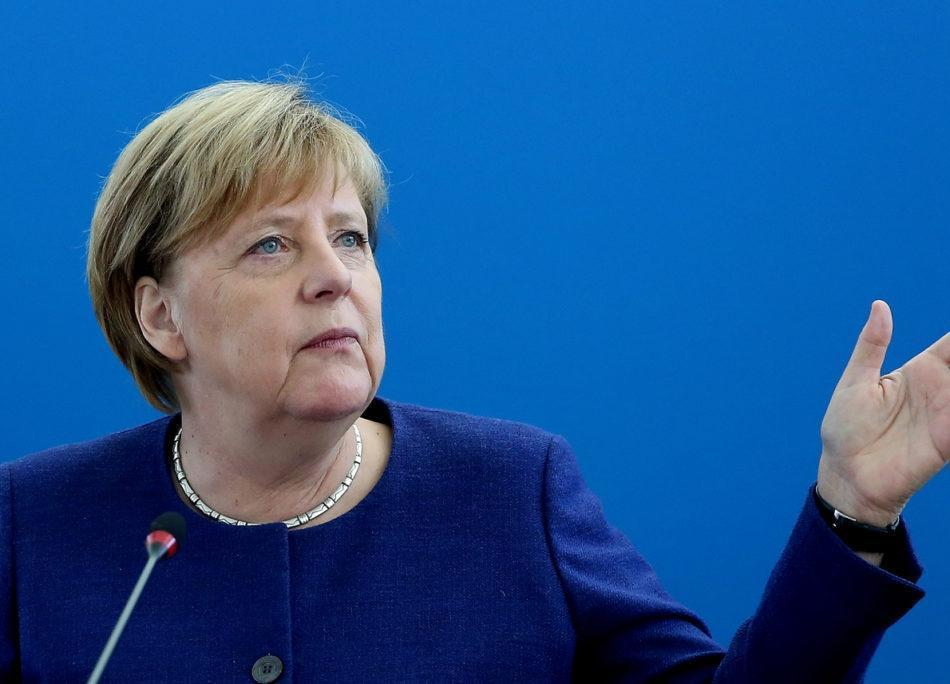 Меркель оценила вероятность приостановки газопровода «Северный поток — 2»