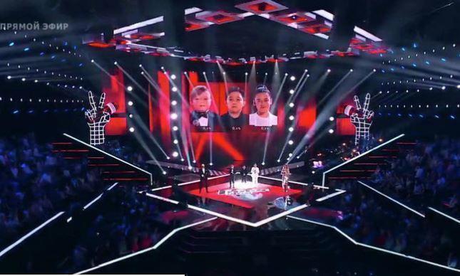 Первый канал аннулировал результаты финала 6 сезона шоу «Голос. Дети»