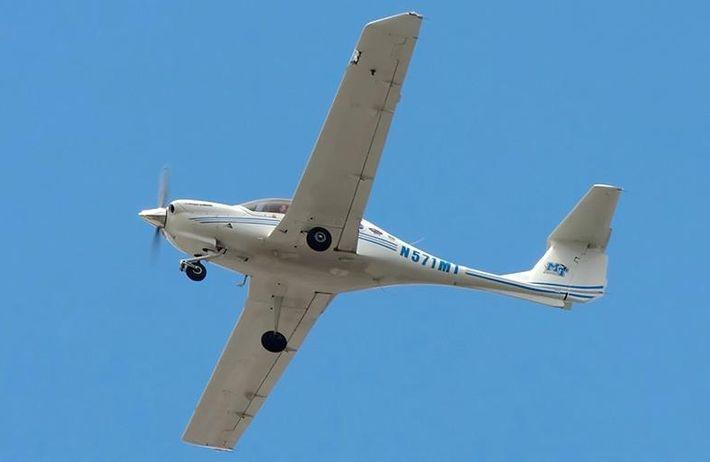 В Дубае разбился американский самолет