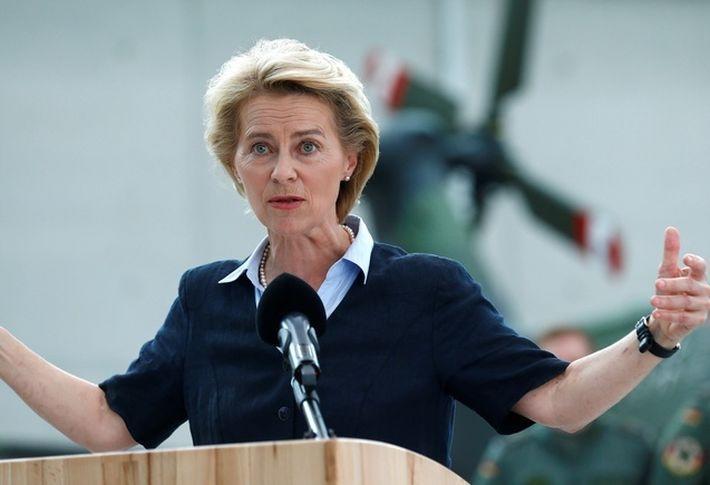 Германия пообещала НАТО рекордное повышение расходов на оборону