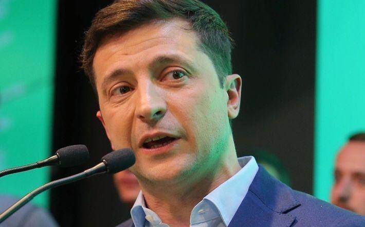 Зеленский пригласил украинцев на свою инаугурацию в парк Киева
