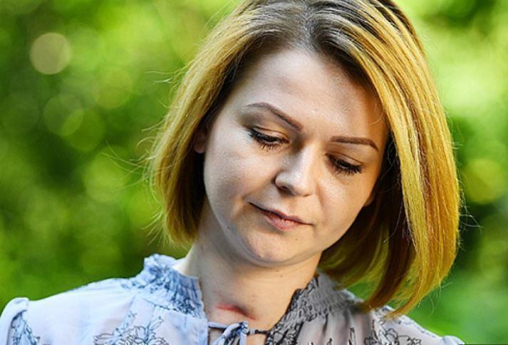 Юлия Скрипаль навсегда бросит РФ