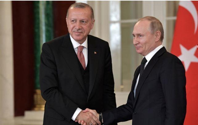Эрдоган сообщил о планах совместно с РФ производить С-500