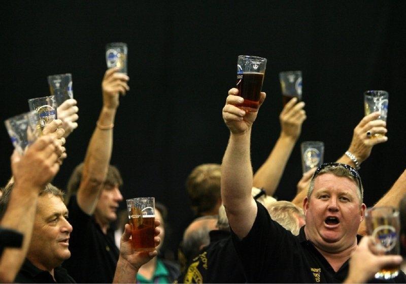 Названа страна, жители которой являются главными мировыми пьяницами