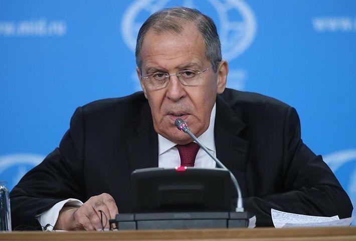 Лавров отреагировал на слова Зеленского о языковом расколе на Украине