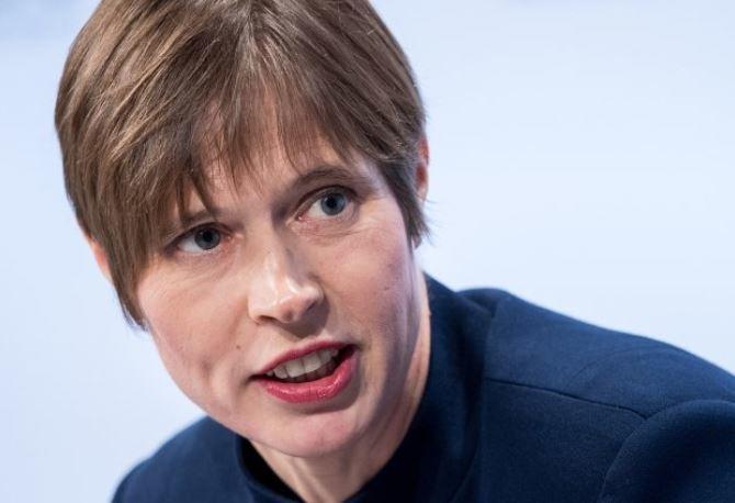 Президент Эстонии огласила препятствующие развитию Украины проблемы
