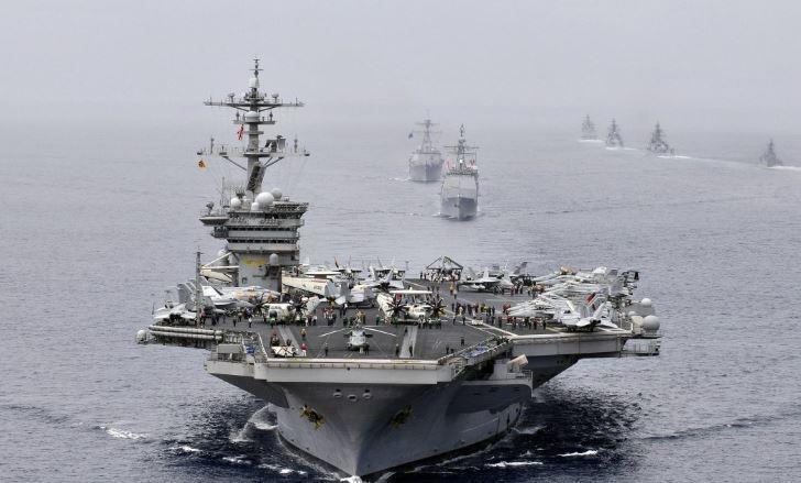 Штаты увеличат количество своих боевых кораблей