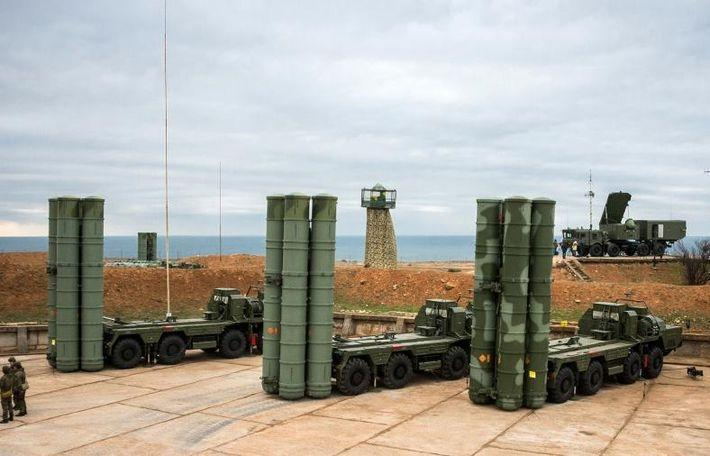 Турция направит своих военных в РФ для обучения работе с ЗРК С-400