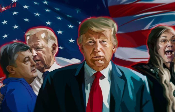 Как Штаты грубо и нагло вмешиваются в выборы иных стран