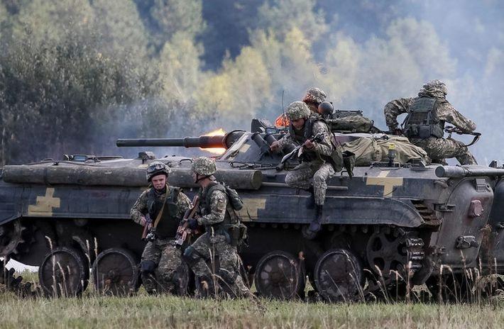 НАТО продолжит поддерживать реформы в армии на Украине