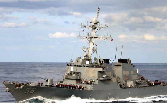 Иран сообщил о готовности отправить на дно американские корабли