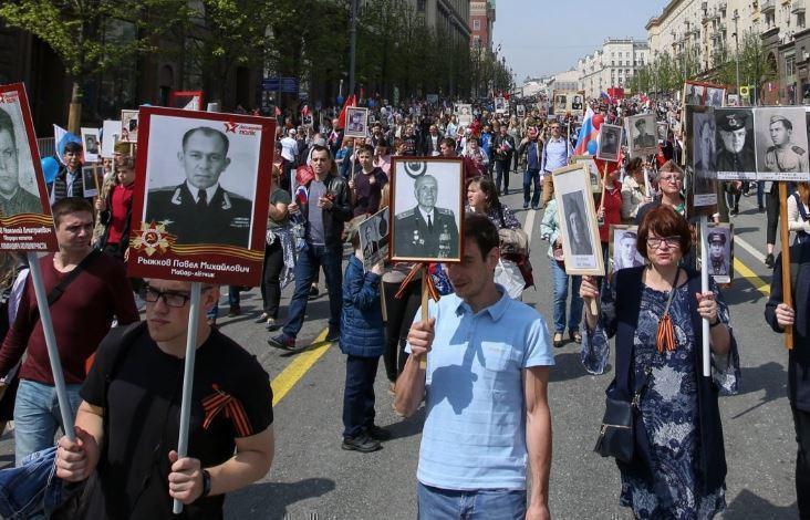 Японский журналист рассказал, почему День Победы в России вызывает «дискомфорт»
