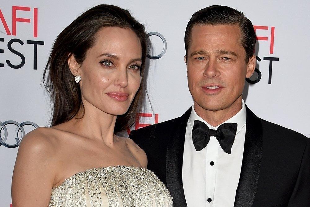 Брэд Питт назвал брак с Анджелиной Джоли психбольницей