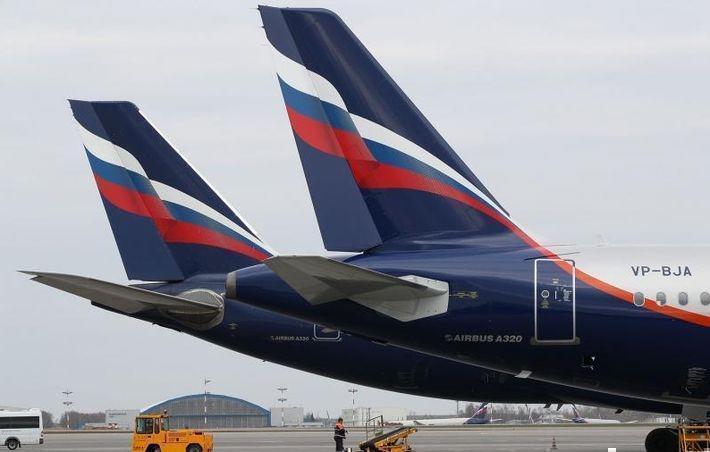 """Самолеты """"Аэрофлота"""" проверяют в аэропорту Парижа из-за анонимных угроз"""