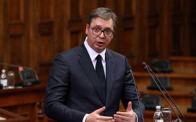Вучич сообщил, что Сербия теряет контроль над Косовом