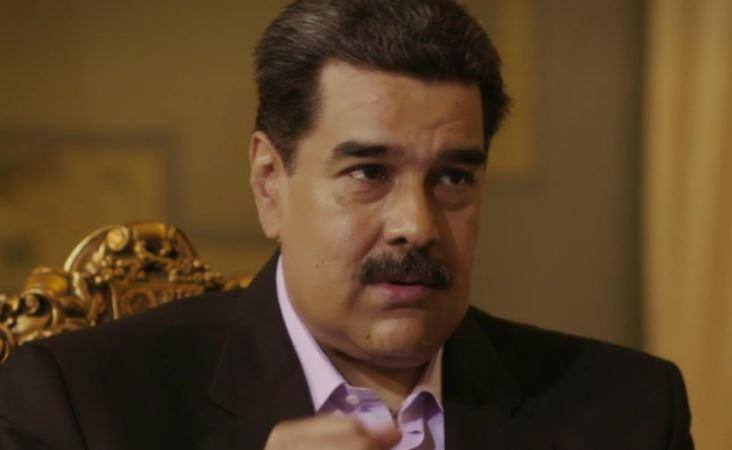 Мадуро сообщил, что суда с продуктами и топливом не пускают в Венесуэлу
