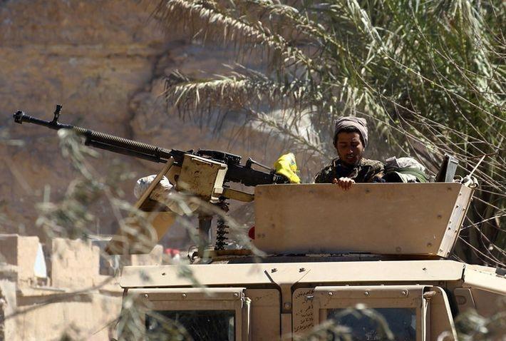 Свыше 20 боевиков напали на населенный пункт в сирийской провинции Хама