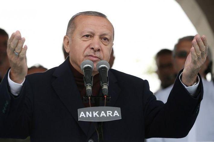 Эрдоган предложил Трампу создать рабочую группу по закупке Турцией российских С-400