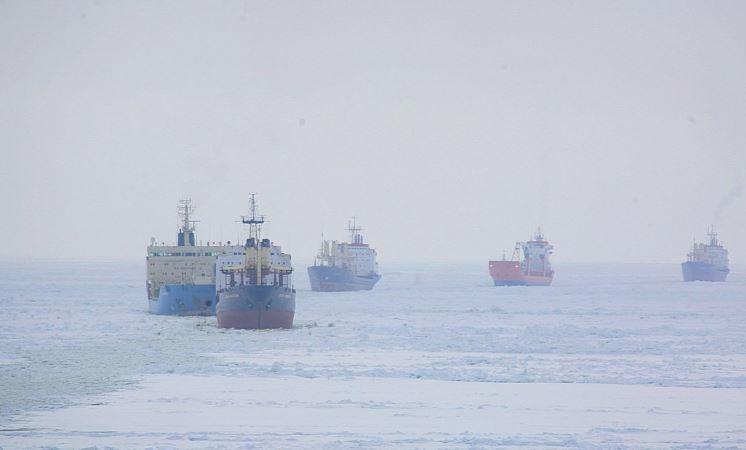 СМИ Китая сообщили, как РФ защищает Северный морской путь