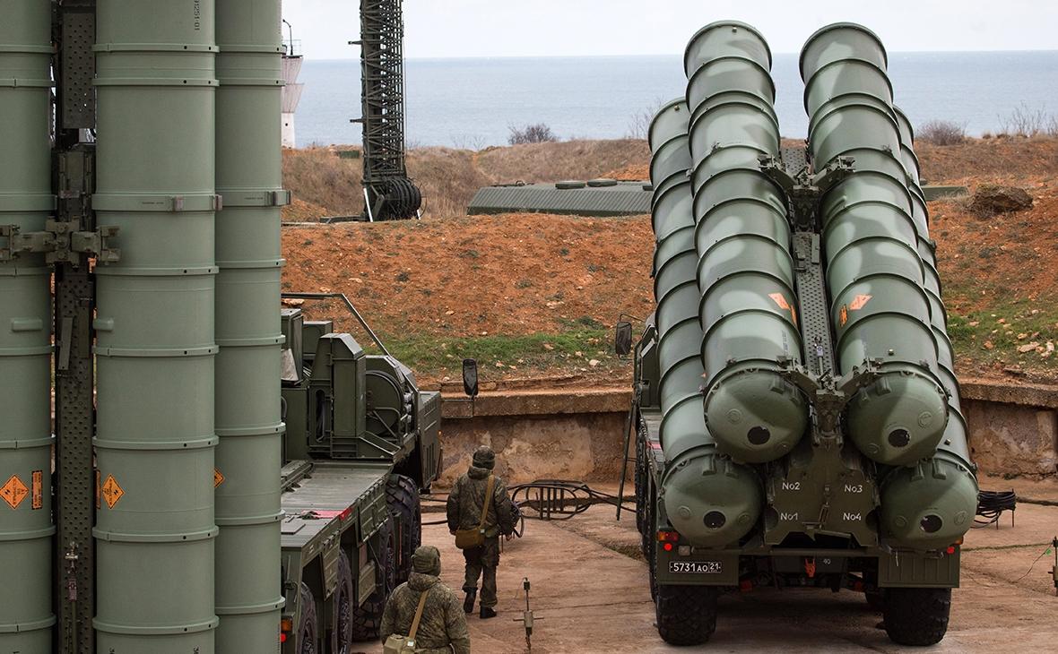 Bloomberg сообщил об отказе России продать Ирану  ЗРК C-400