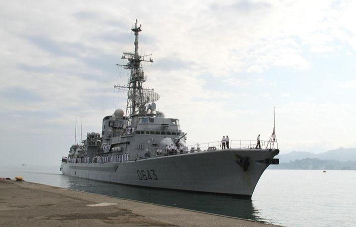 Грузия упростит кораблям НАТО доступ в порты страны