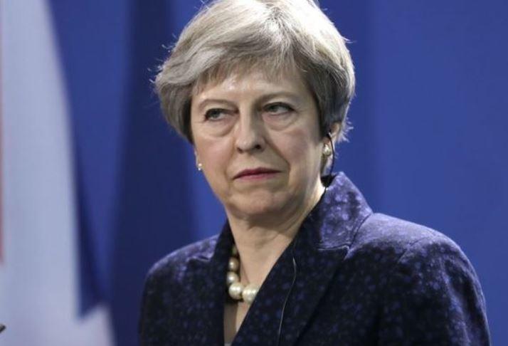 Мэй ушла с поста лидера Консервативной партии