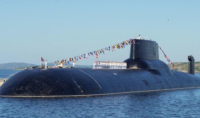 В Китае считают российские субмарины «Акула» ошеломительным проектом