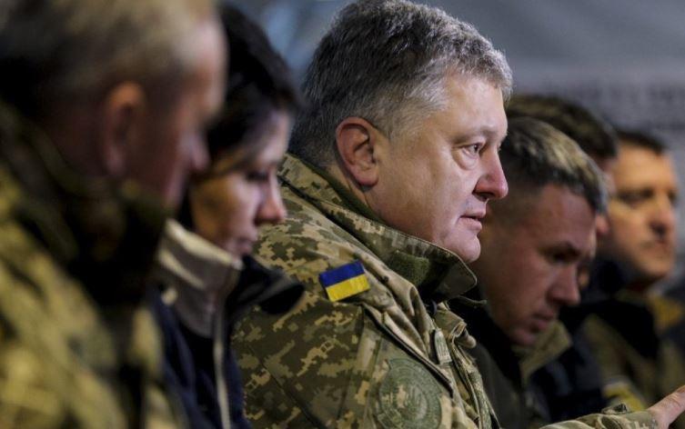 Порошенко сообщил, что в Донбассе «никакой блокады нет»