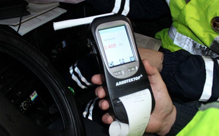МВД России предложило расширить список признаков опьянения водителей
