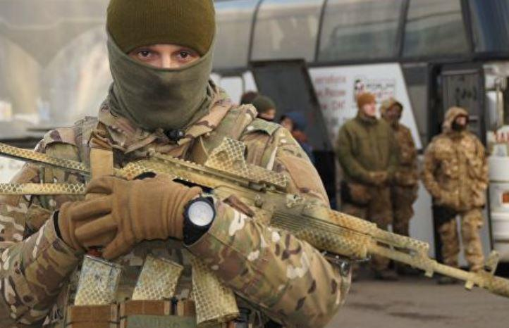 Пьяный украинский военный убил сослуживцев в Донбассе
