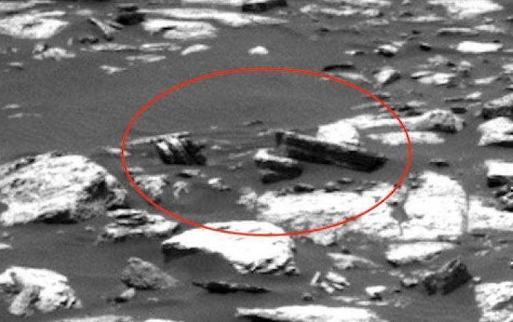 NASA нашло вероятные признаки жизни на Марсе