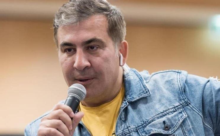 Саакашвили поспорил с Ляшко в прямом эфире