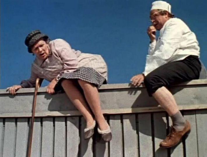 10 интересных фактов из жизни советской актрисы Татьяны Пельтцер