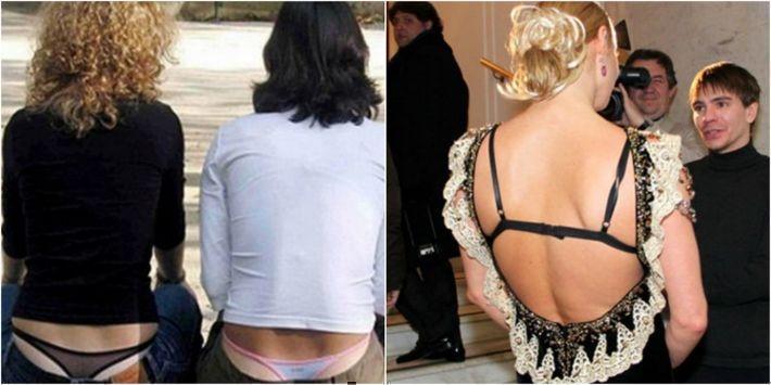 13 уродующих женщин ошибок в одежде