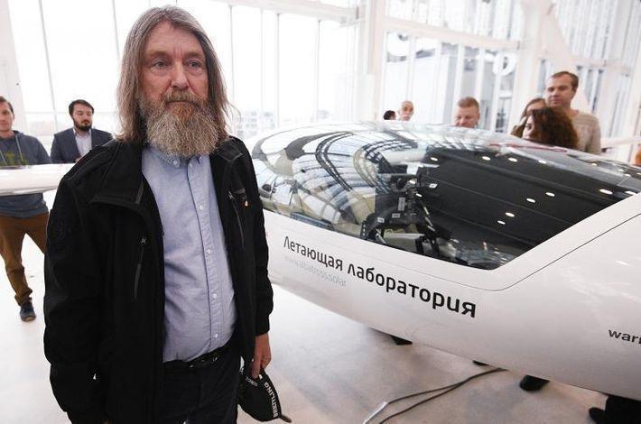 Федор Конюхов добрался до Крыма на самолете с солнечными батареями