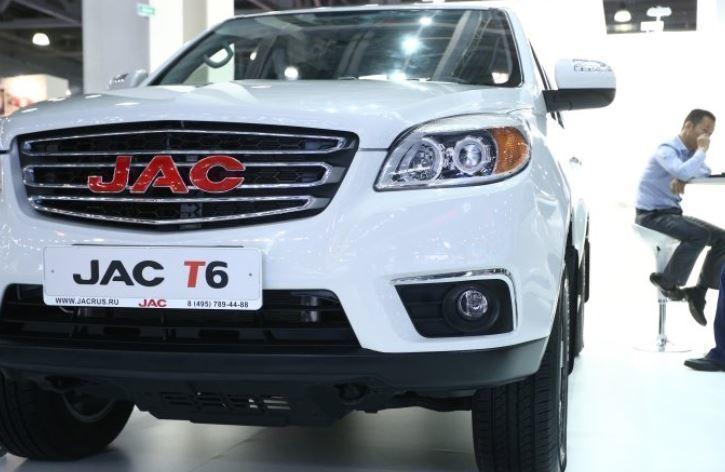 Стали известны цены на новый китайский пикап JAC T6