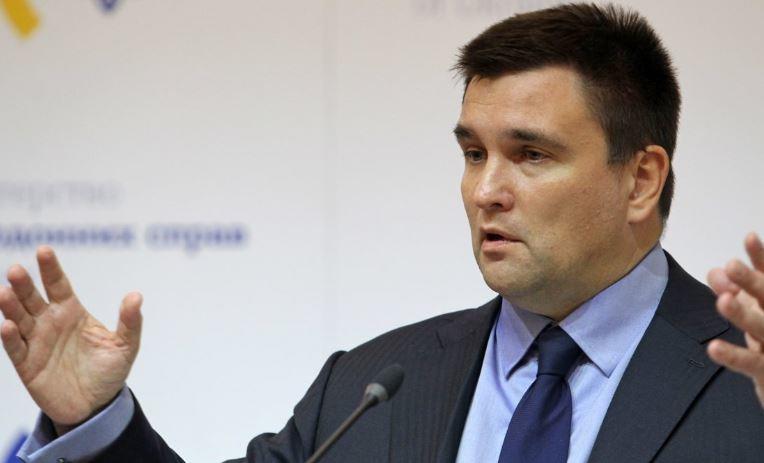 Комитет Рады посоветовал уволить Климкина