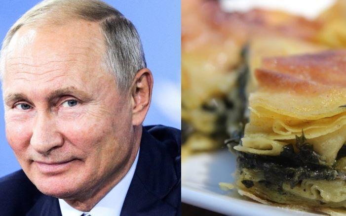 Знаменитый на весь мир турецкий кондитер испечет пирог для Путина в честь поставок С-400