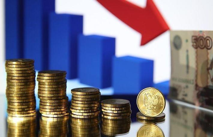 Половина россиян получает в месяц менее 35 тыс. рублей