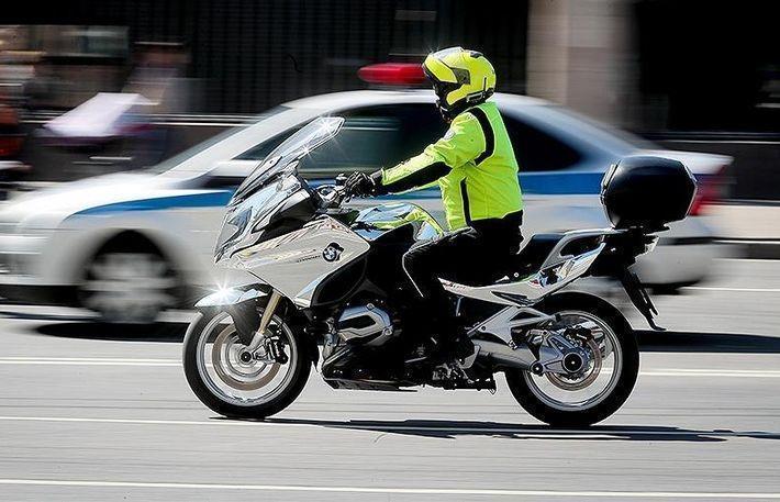 В Московской области дорожные камеры начнут штрафовать мотоциклистов